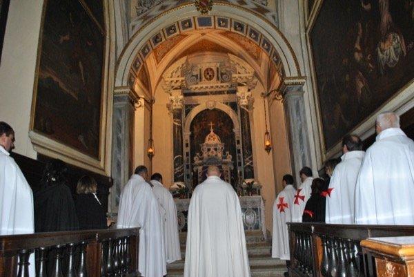 templari cattolici concattedrale san pietro apostolo