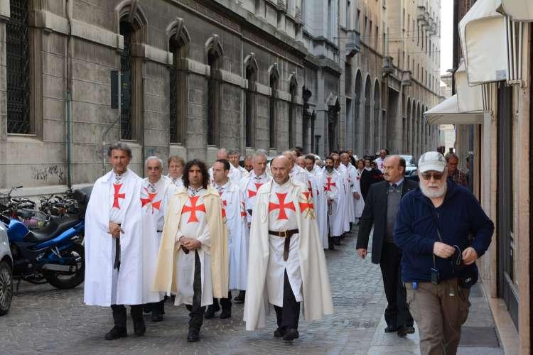 I Templari Cattolici d'Italia propongono la Conferenza sulla Sacra Sindone a Mantova.