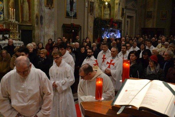 templari cattolici Cigole BS