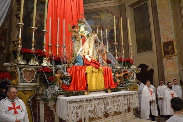 Natale templari cattolici Cigole BS
