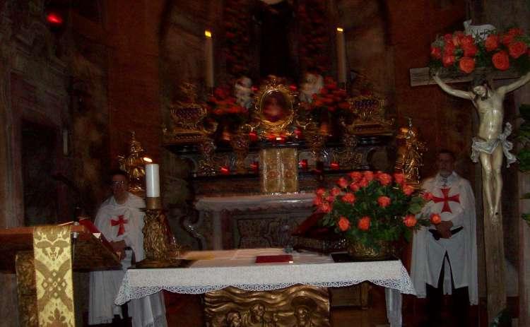 Santa Messa in Santa Rita a Cremona