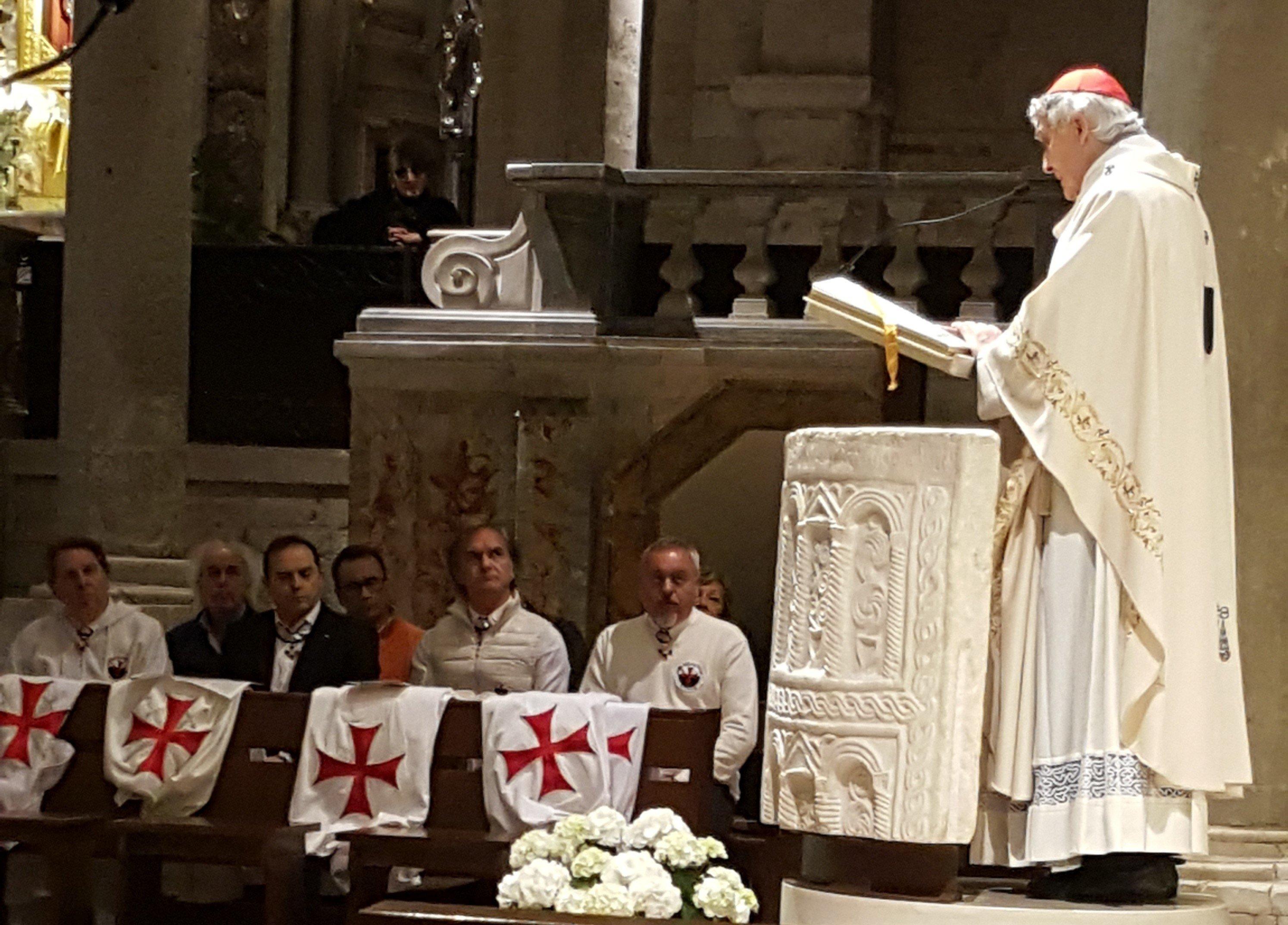 templari ancona giovedi santo