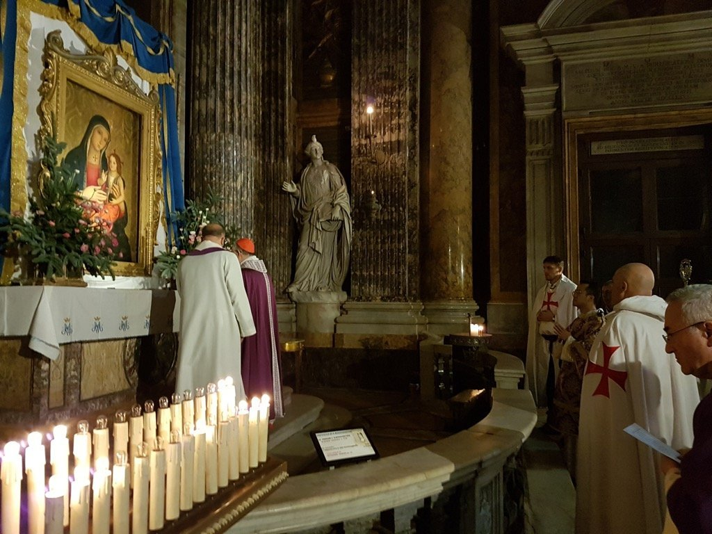 Santa Messa con S.Em. Leonardo Card. Sandri Prefetto della Congregazione per le Chiese Orientali