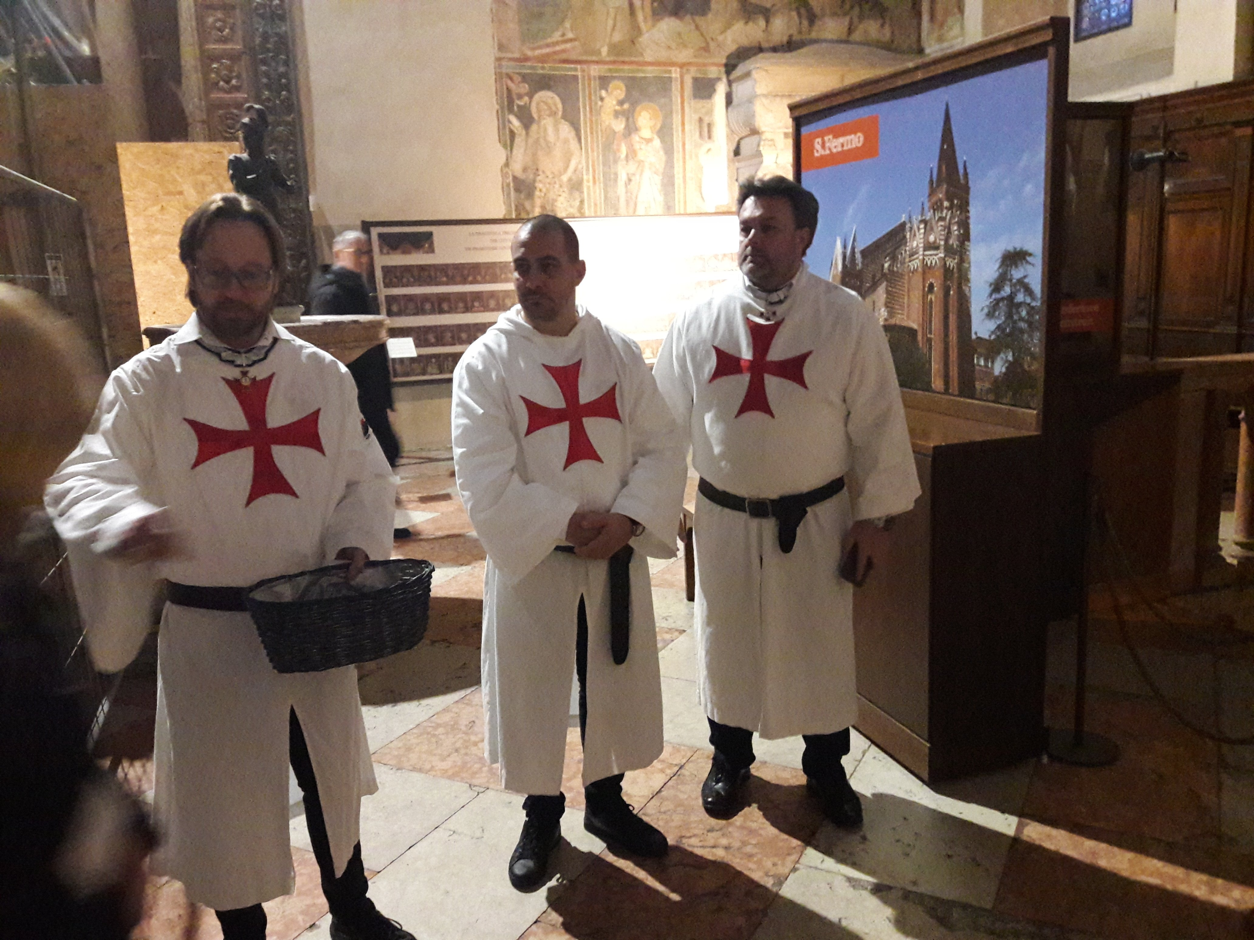 Chiesa di San Fermo - Verona (VR)- Tempari Cattolici d'Italia foto 2