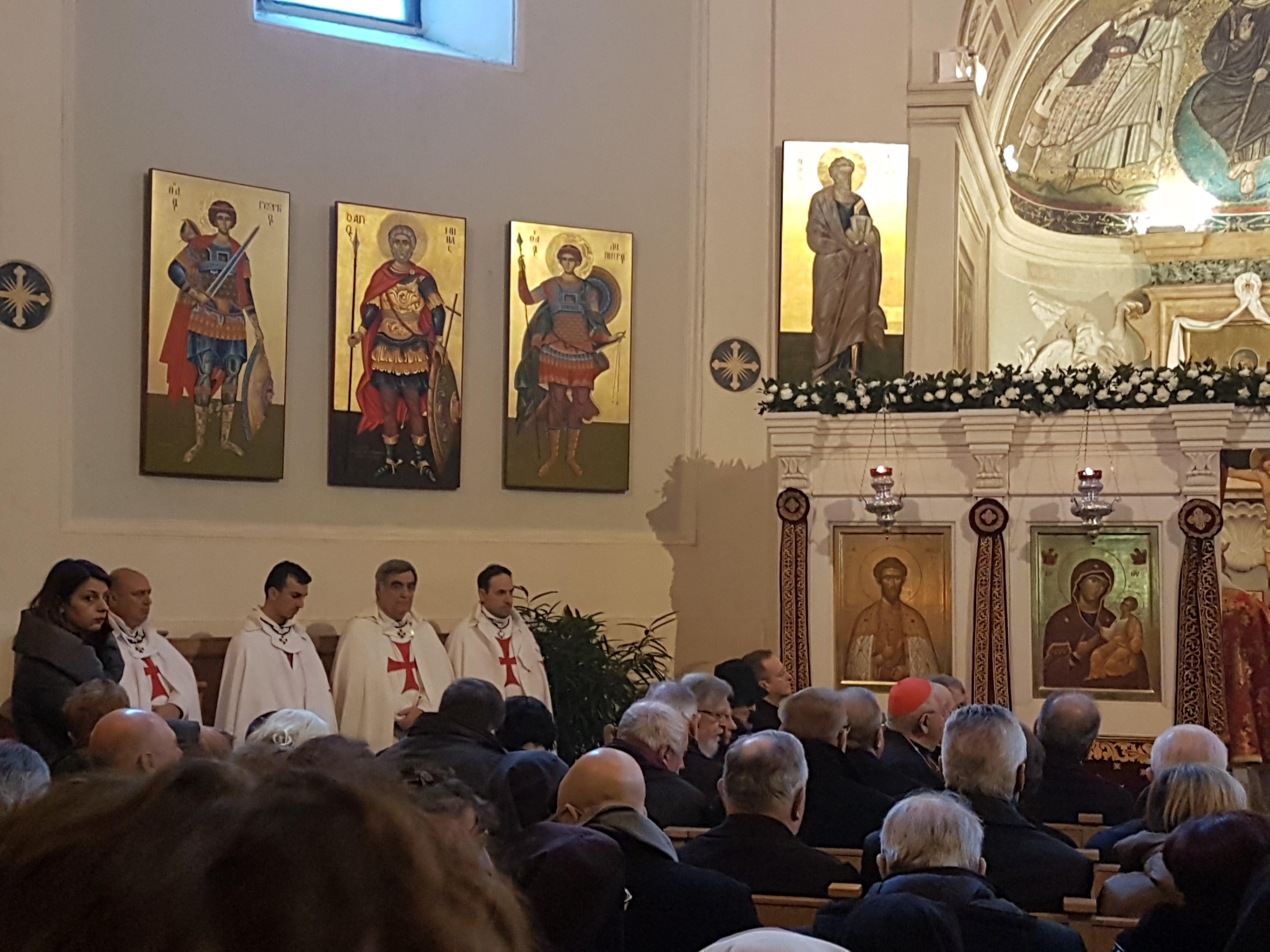 San Teodoro in Palatino Roma - Templari Cattolici foto 4