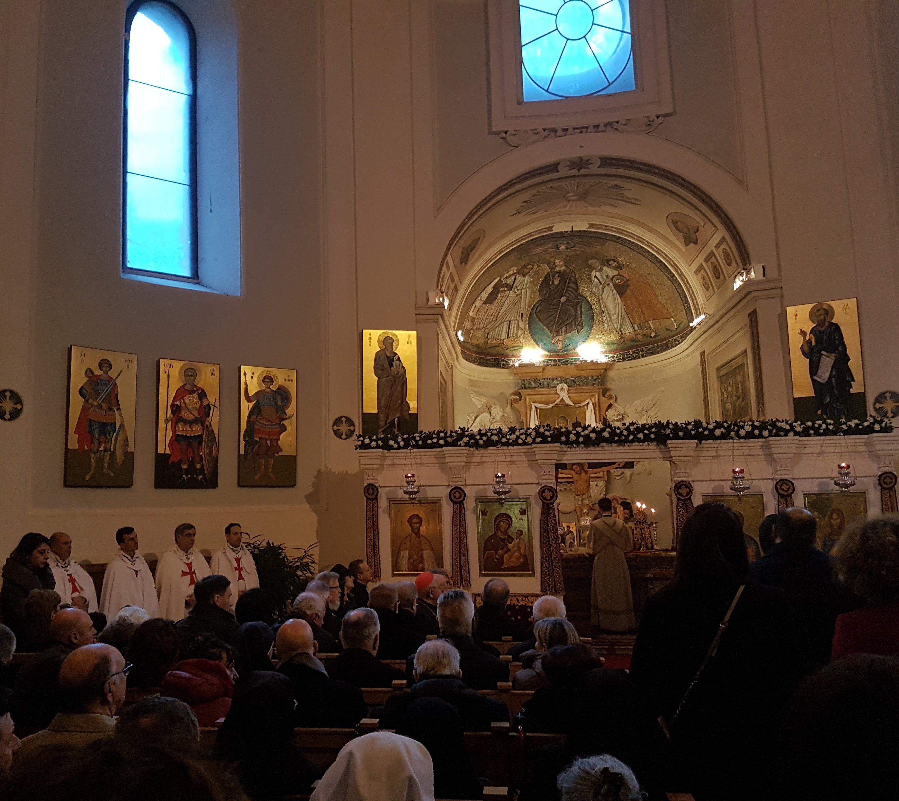 San Teodoro in Palatino Roma - Templari Cattolici foto 3