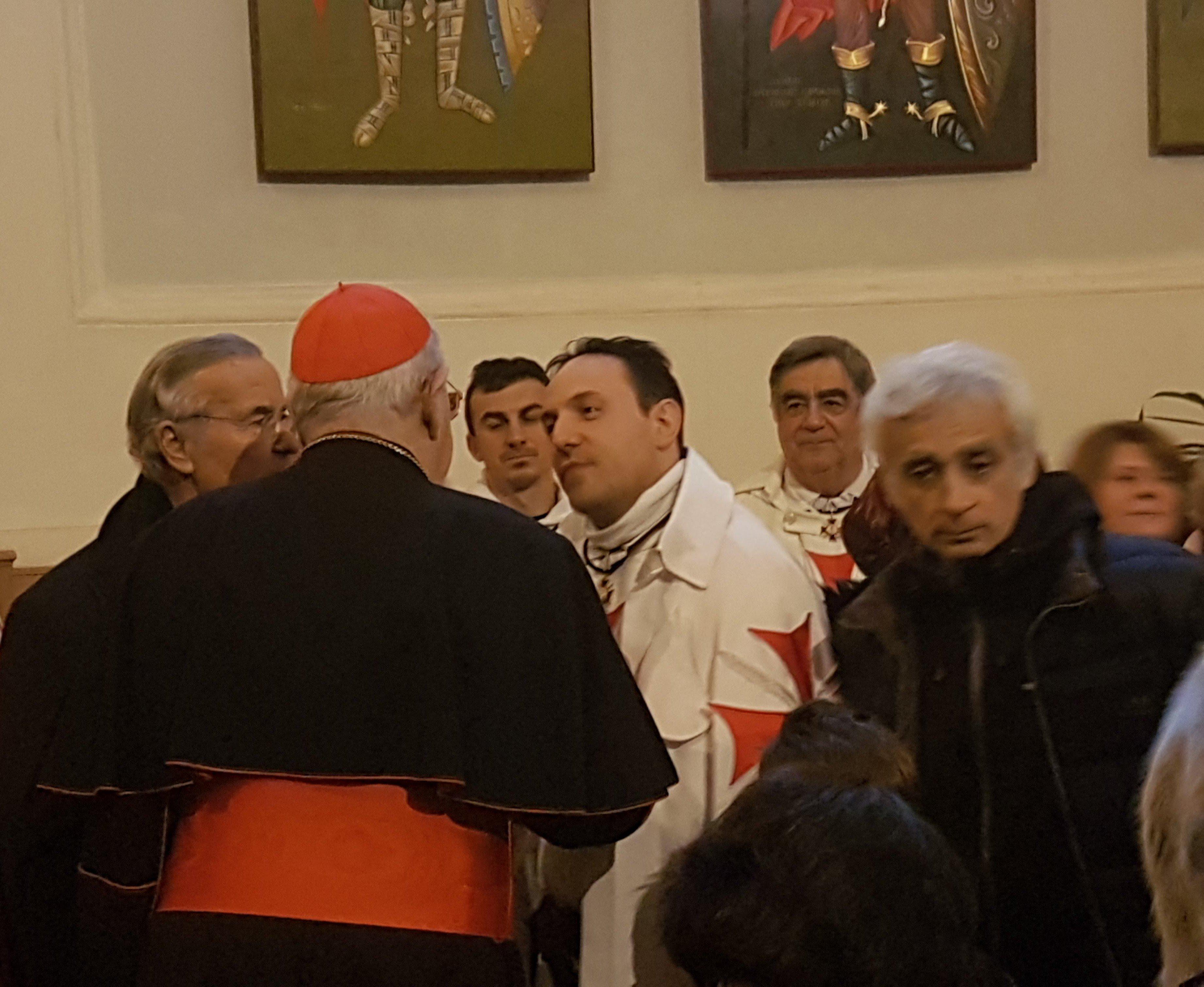 18 Feb 2018 – San Teodoro in Palatino – Rito Greco Ortodosso