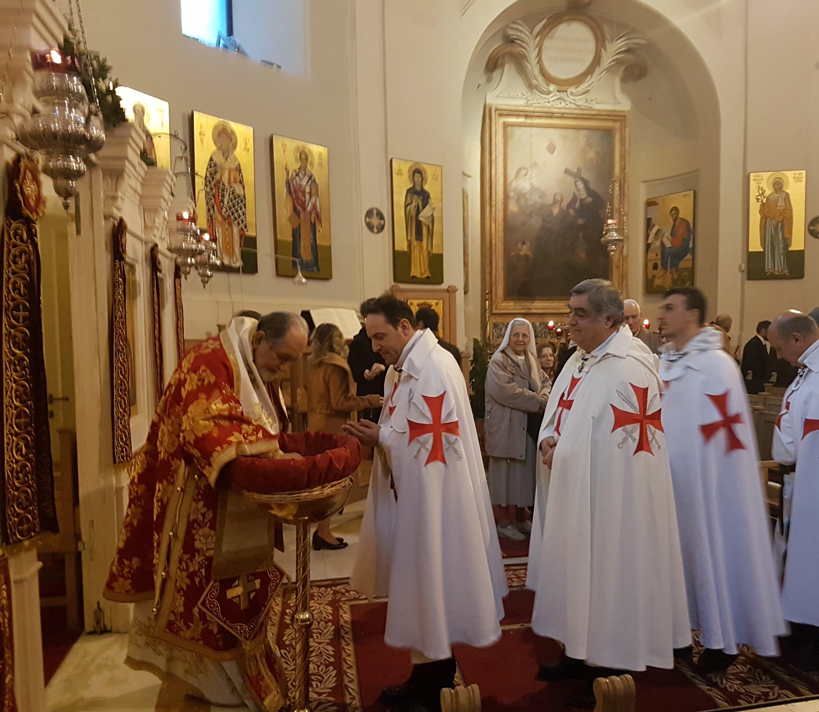 San Teodoro in Palatino Roma - Templari Cattolici foto 2