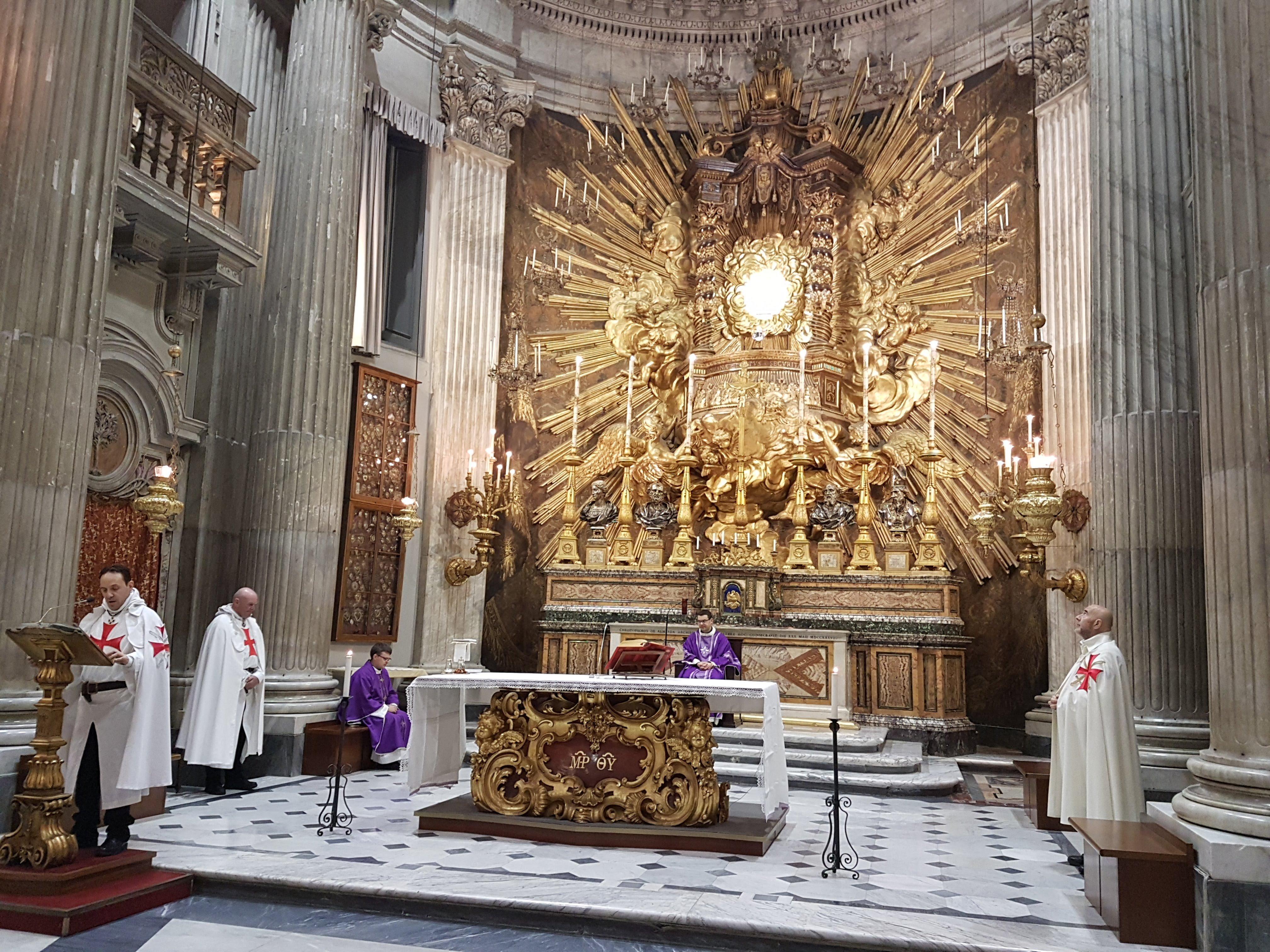 Basiliche di Roma 17-18 Feb 2018 - www.templarioggi.it foto04