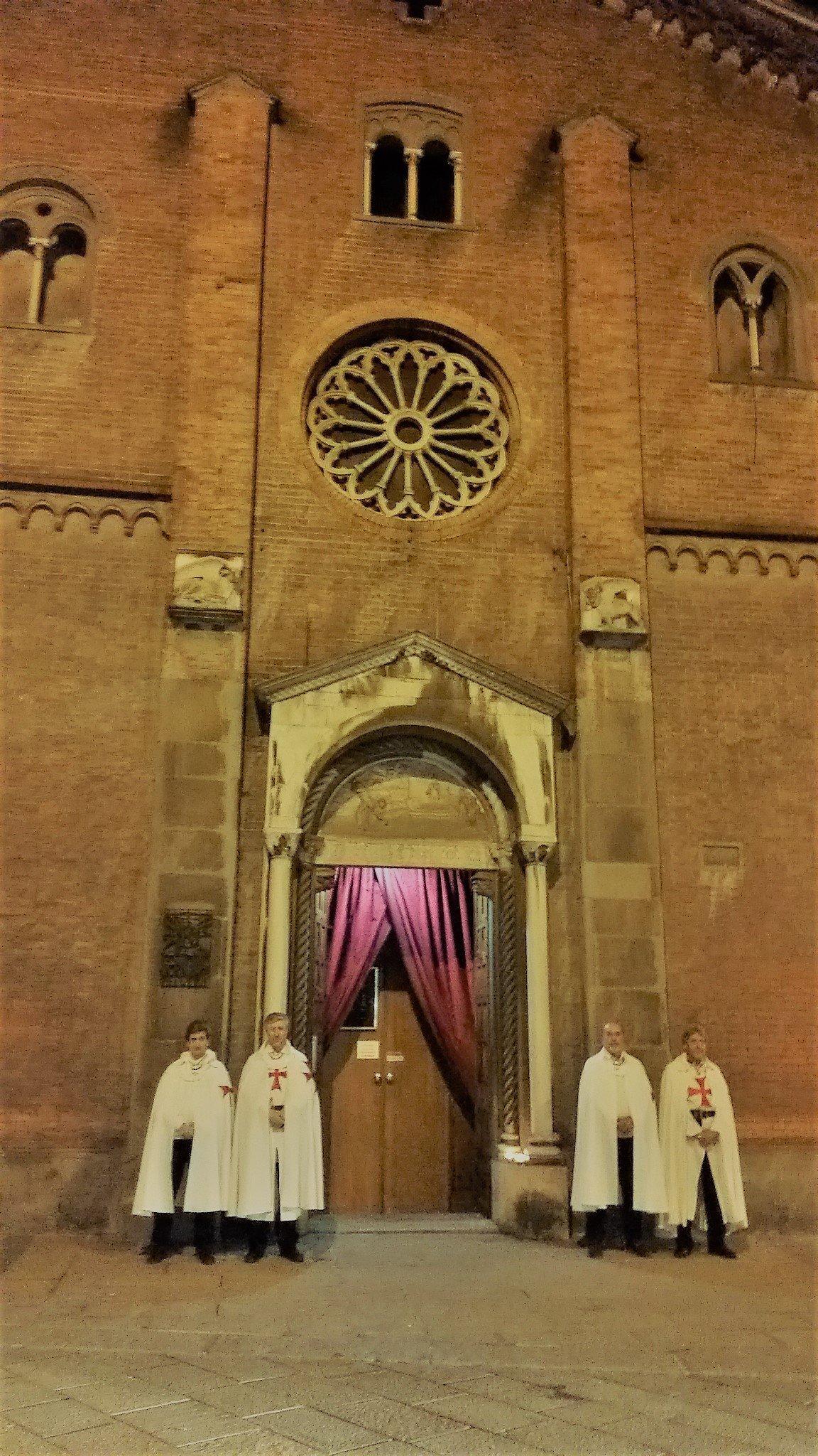 Chiesa di San Donnino - Piacenza - Templari Cattolici foto2