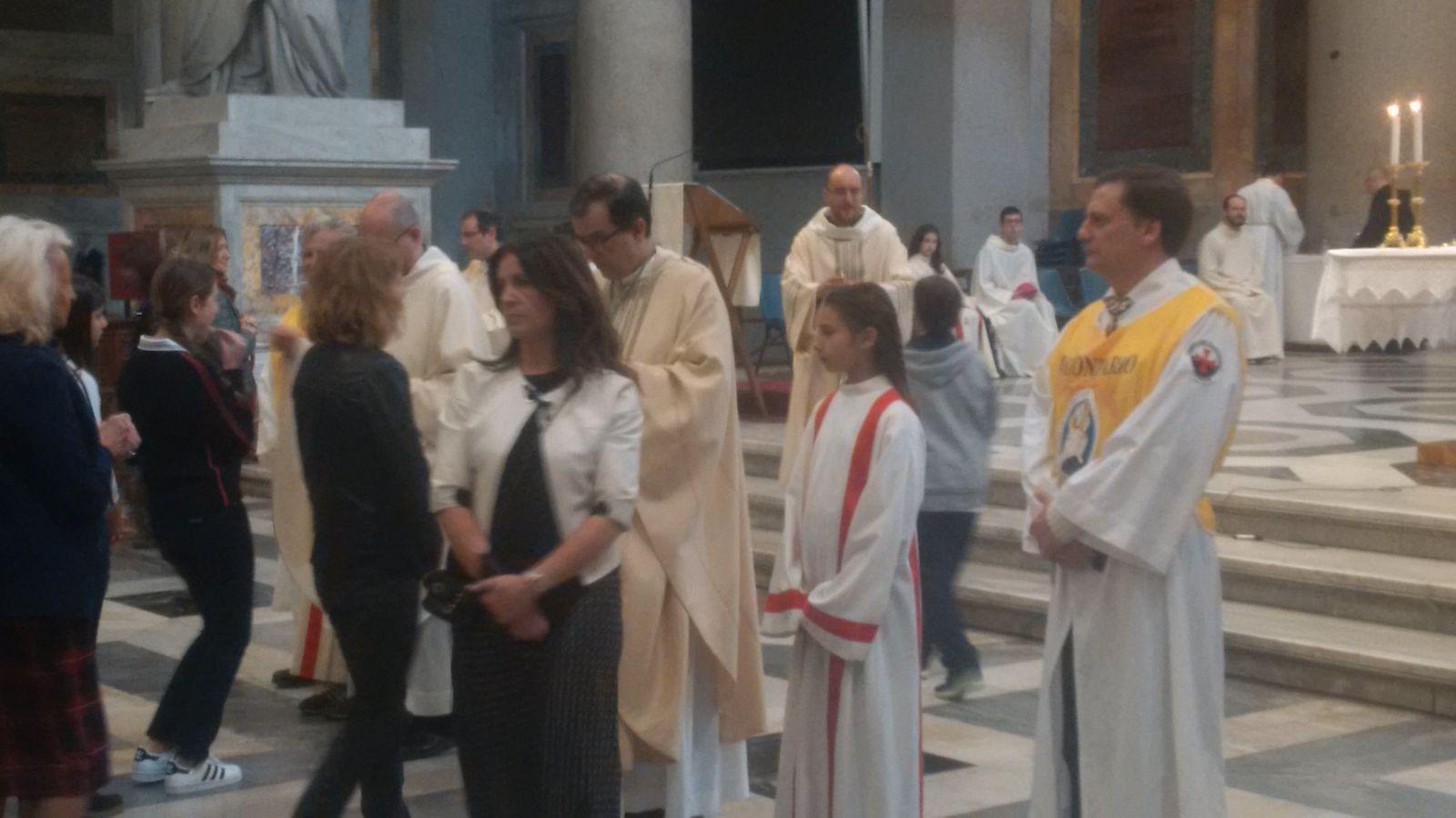 templari vescovo roma