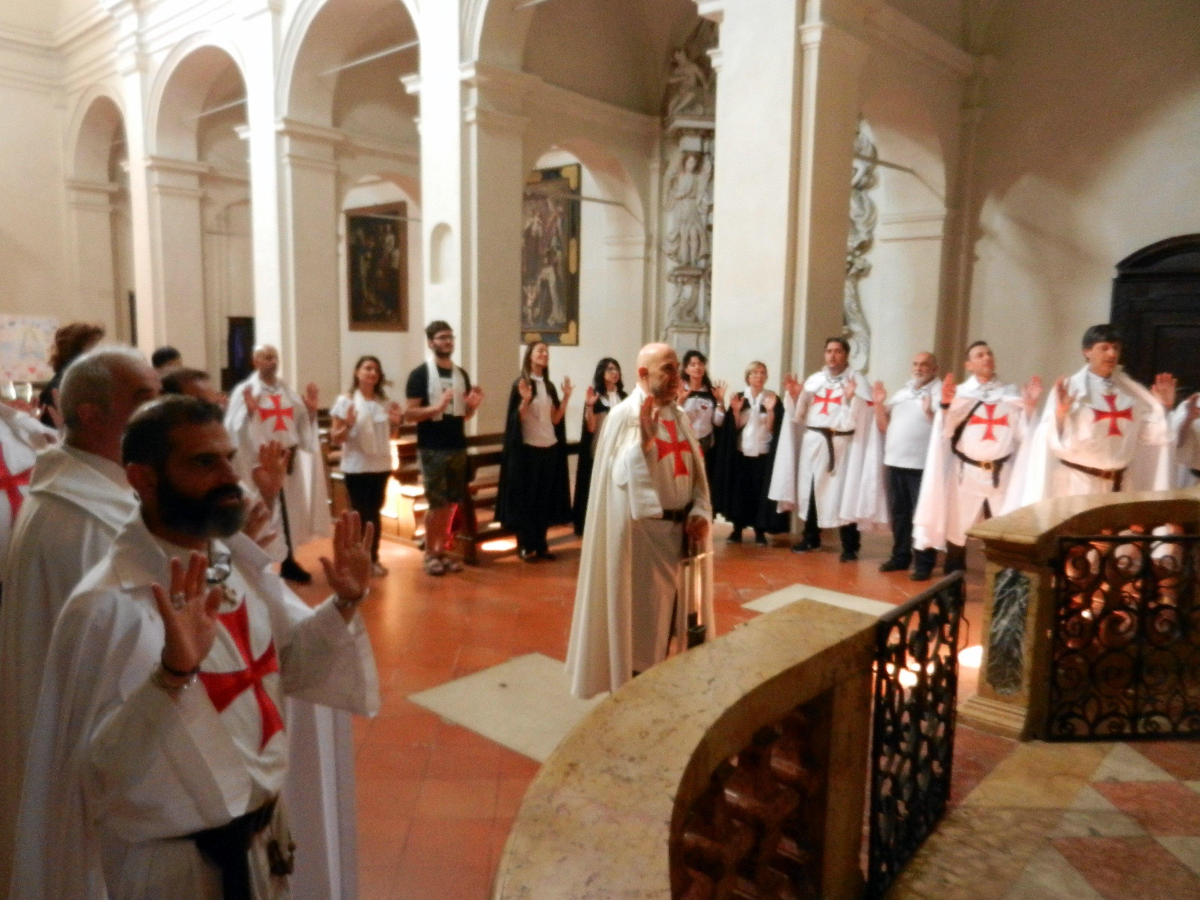 Santa Messa e Conferenza, Soragna