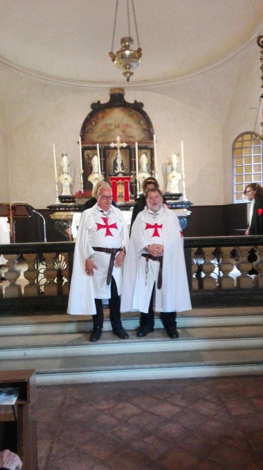 Templari Locate Triulzi