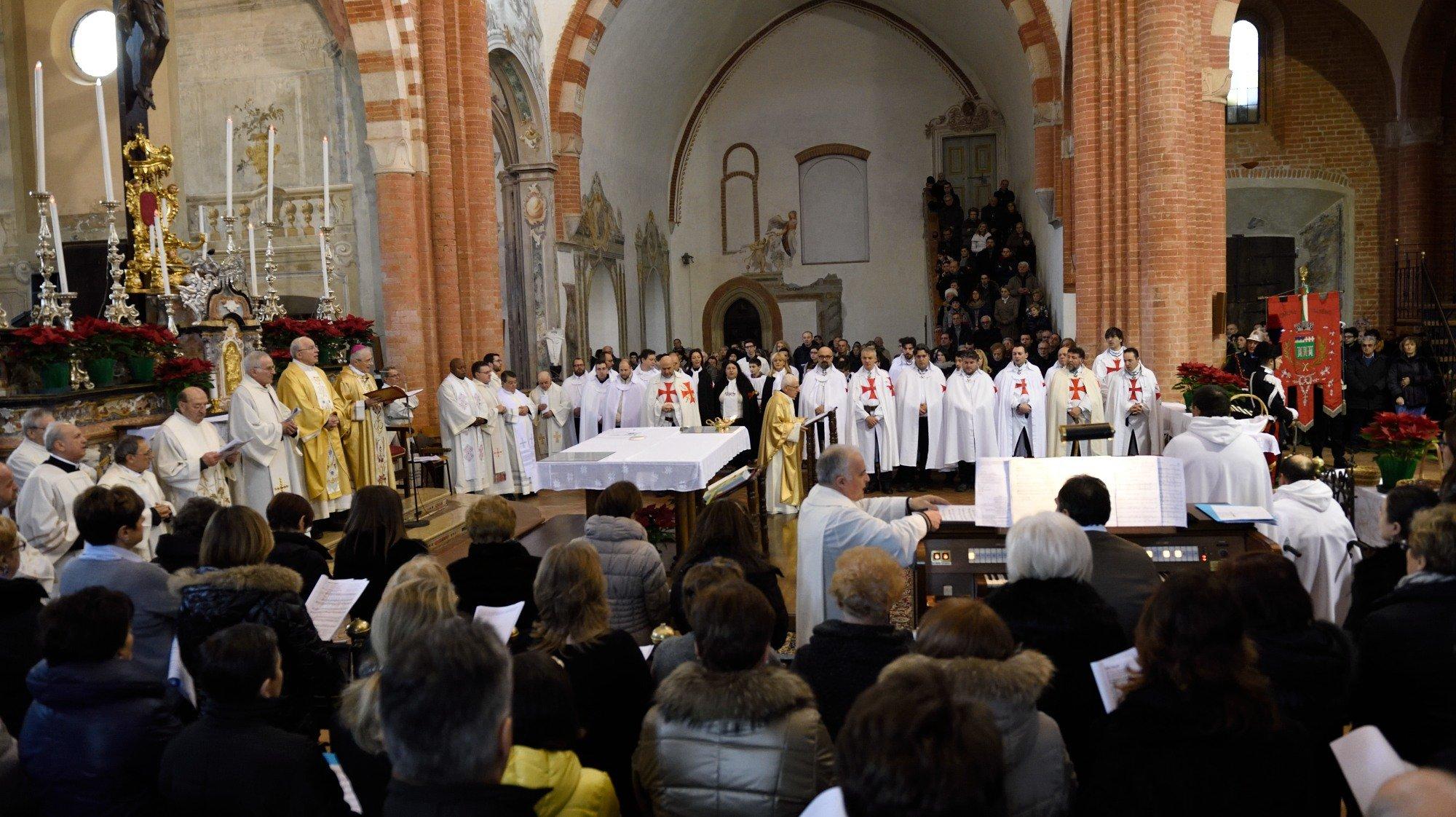Templari Oggi Vescovo Piacenza Bobbio