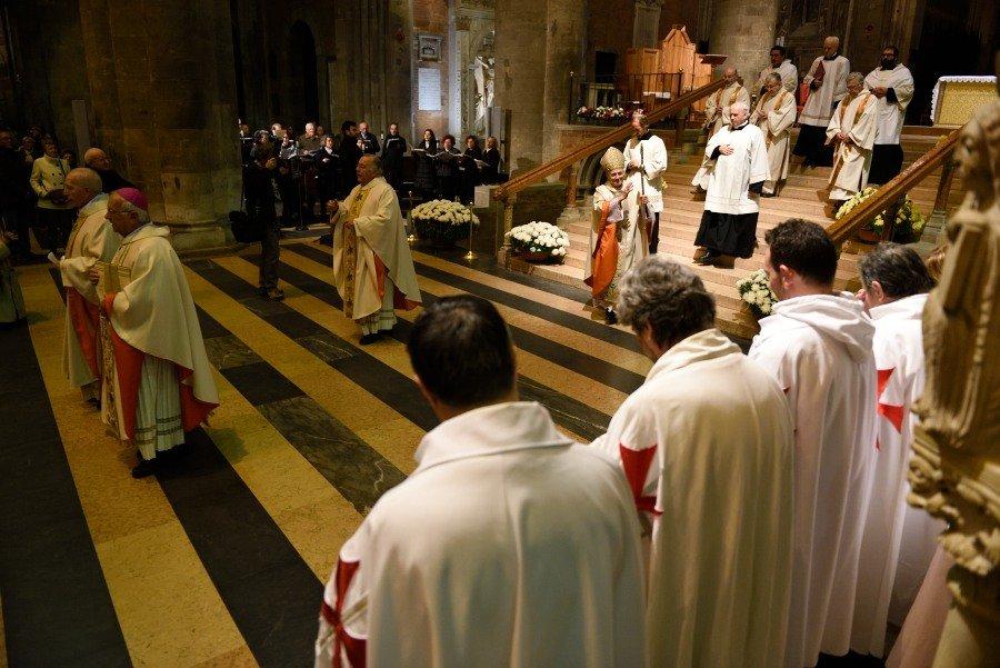 Templari Cattolici Piacenza Mons. Gianni Ambrosio