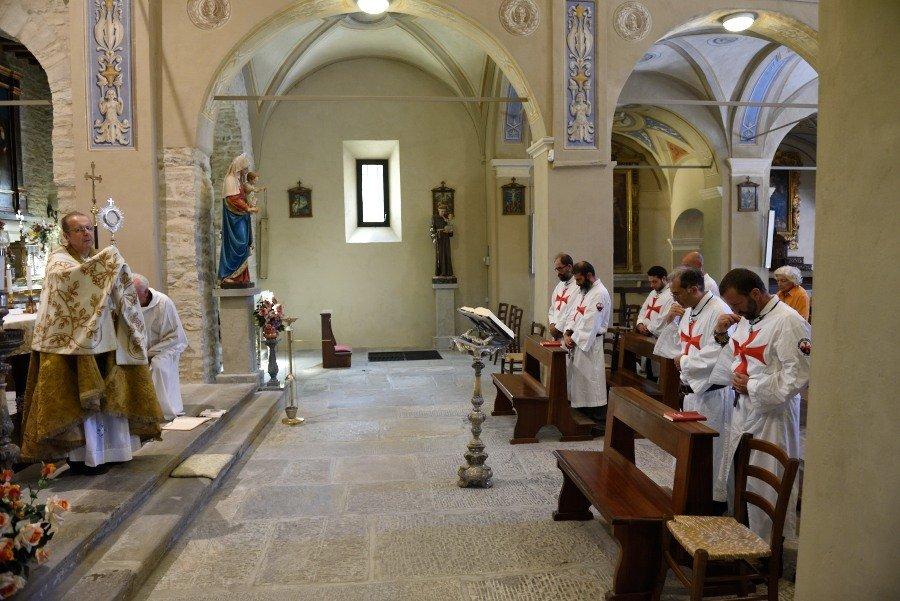 Cammino dei Templari tra le pievi della val Parma