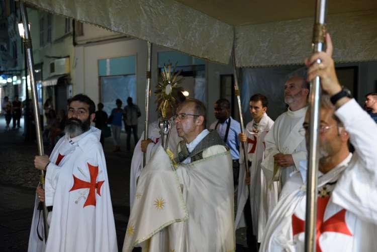 Corpus Domini 2017 a Parma