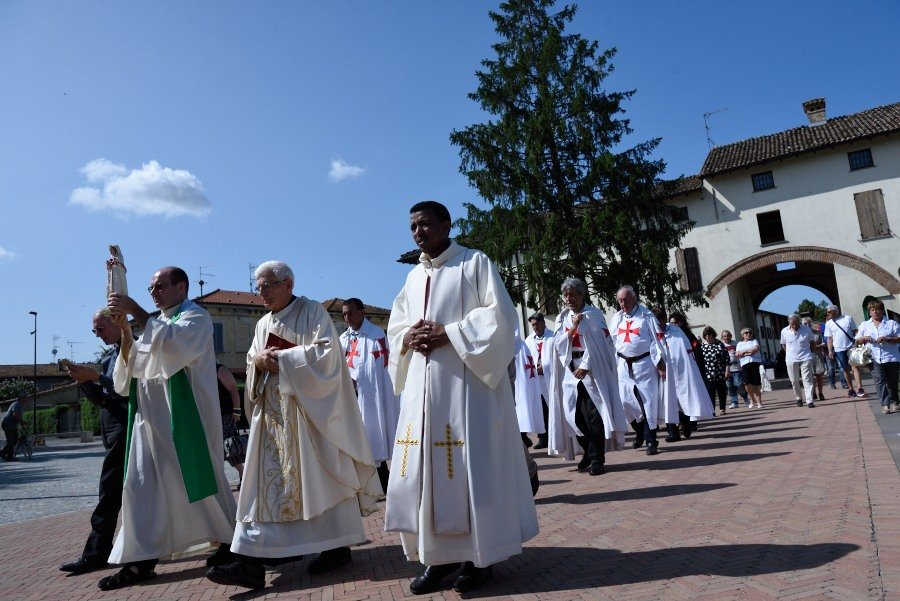 I Templari Cattolici d'Italia organizzano la VI partenza dell'Aviopellegrinaggio di San Bernardo.