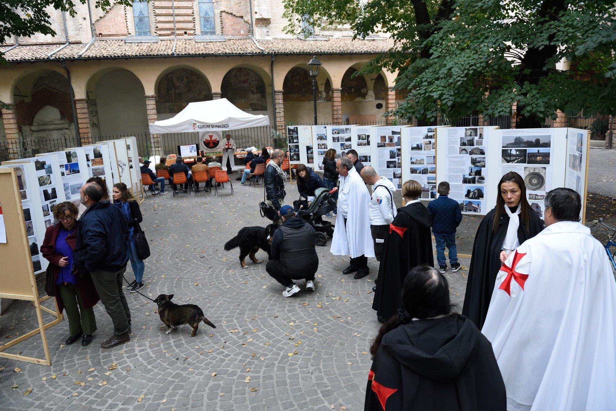 I Templari Cattolici d'Italia organizzano la mostra fotografica e conferenza sui luoghi templari e
