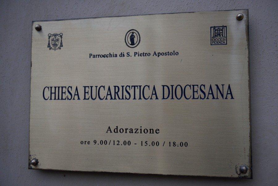 Fidenza - Chiesa di San Paolo Apostolo - templari foto8