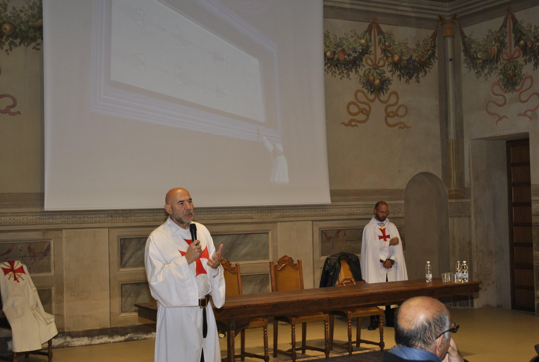 I Templari Cattolici d'Italia partecipano alla Celebrazione Eucaristica ed a seguire Convegno Storico-Culturale sulla Sacra Sindone a Bernate Ticino.
