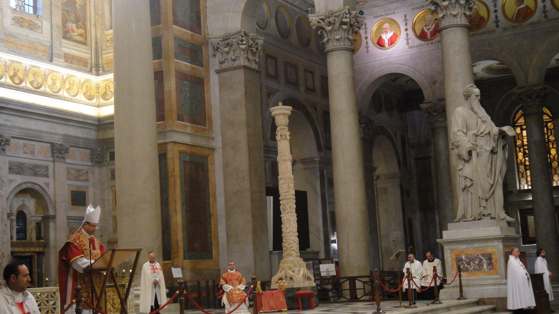 templari coena domini