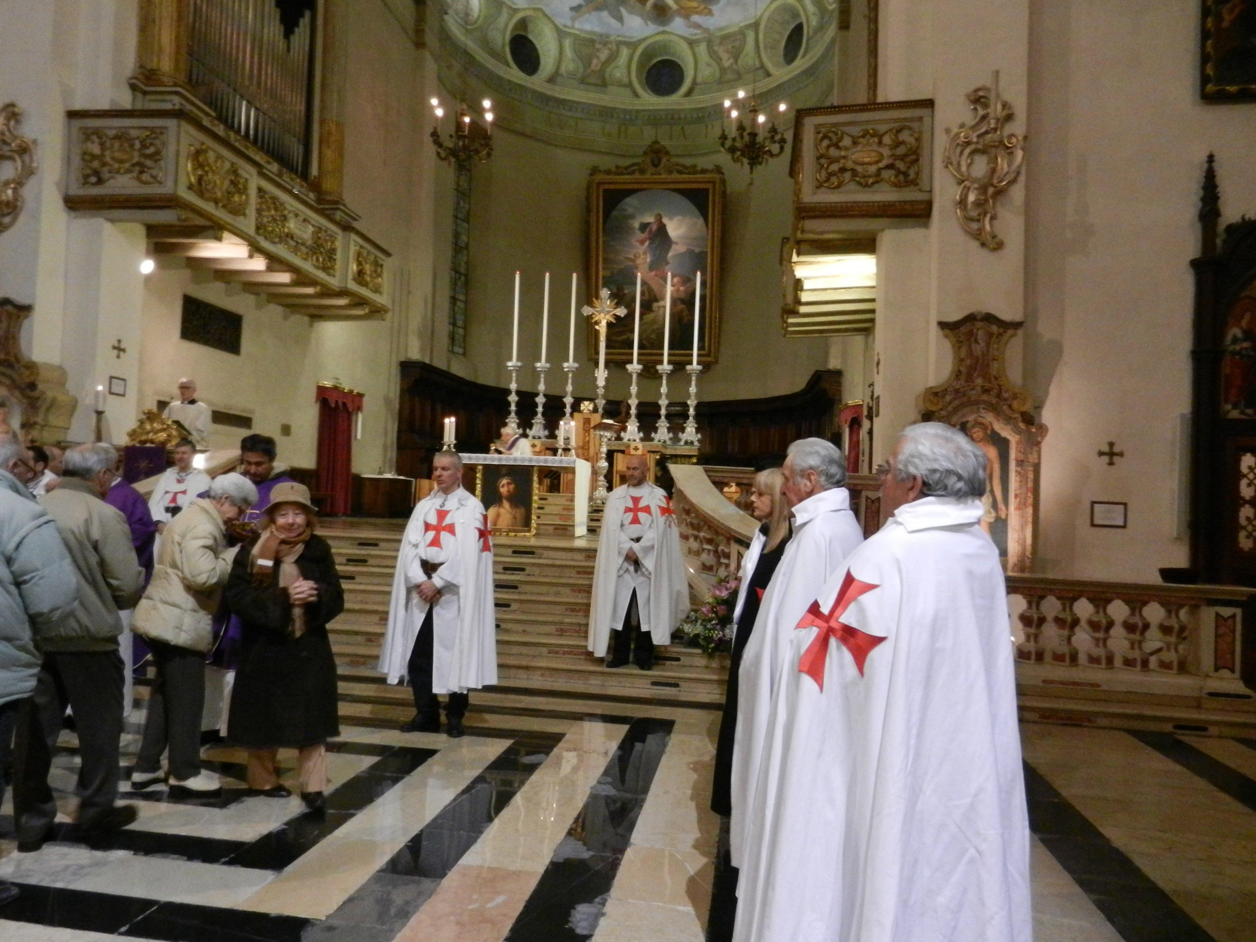 templari cattolici piacenza