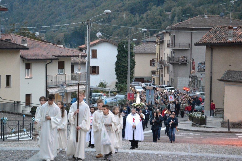 Madonna di Fatima a Capizzone e Bedulita (Bergamo)