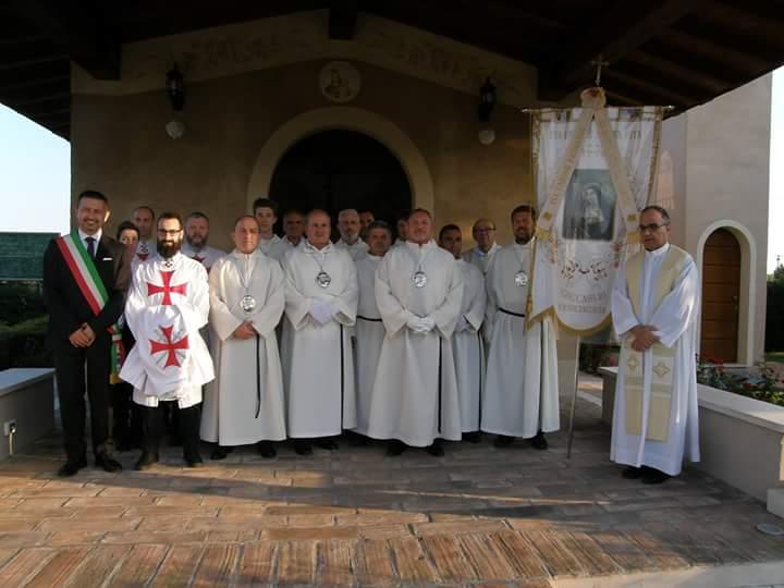Templari Cattolici d'Italia e Santa Rita