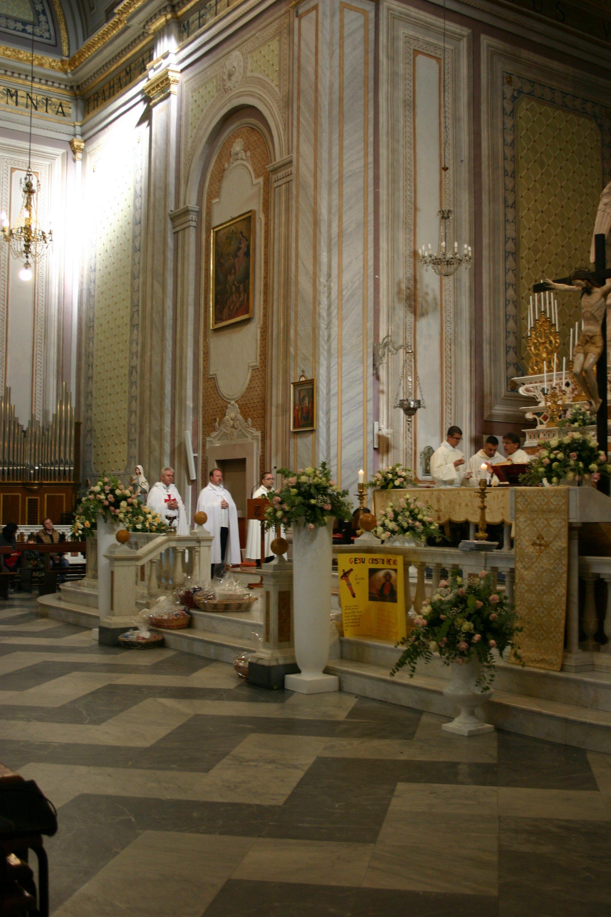 Templari Cattolici d'Italia Mons Domenico Cornacchia