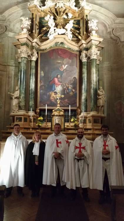 Ferrara 15 marzo 2018- Templari foto 1