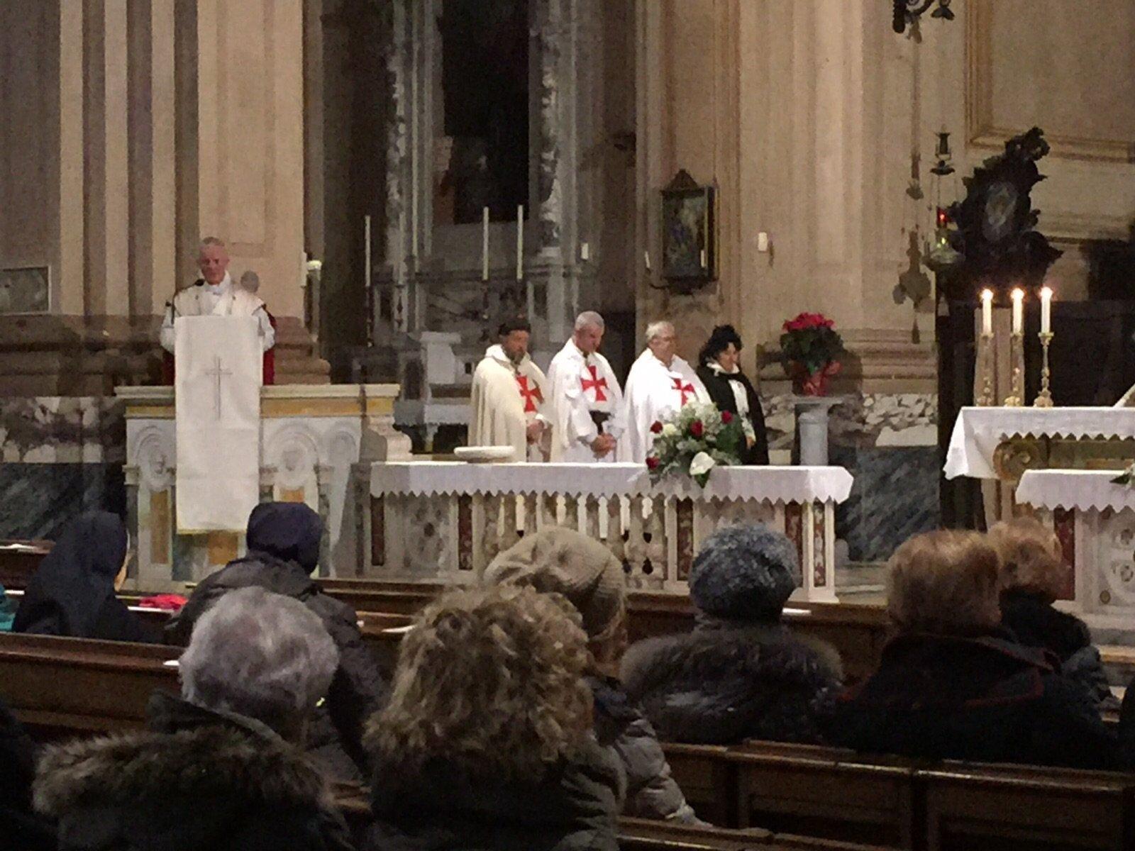 Templari oggi a Soragna PR