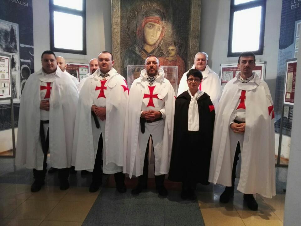 templari cattolici a Bologna