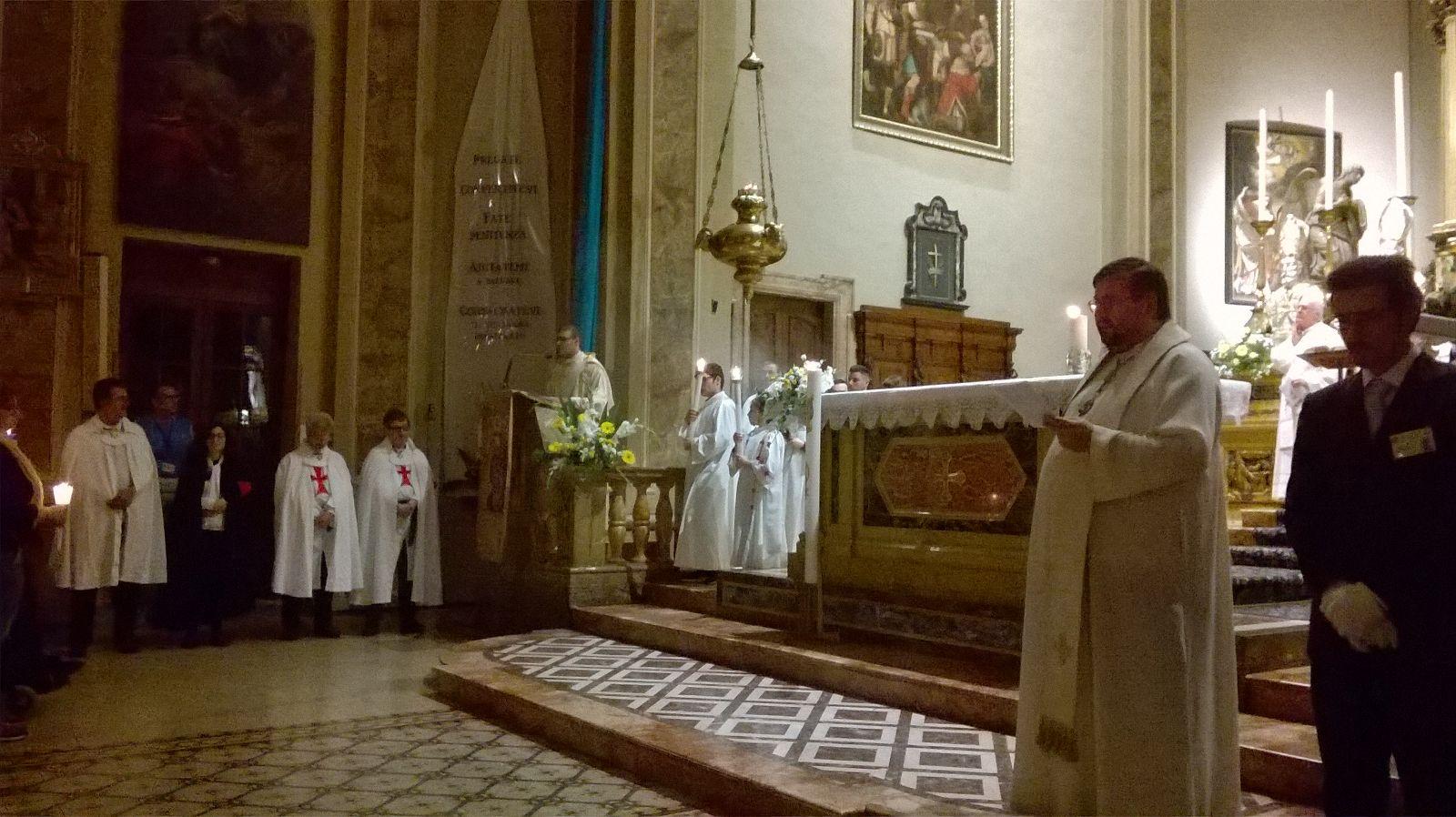 Madonna di Fatima, Arcore