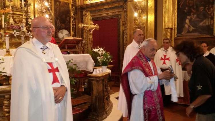 Templari Cattolici d'Italia a Senigallia