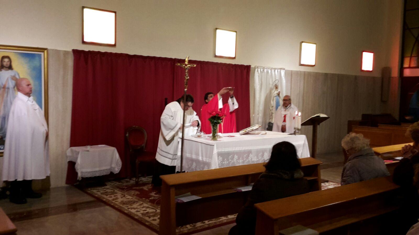I Templari Cattolici d'Italia alla festività patronale di San Giusto a Trieste