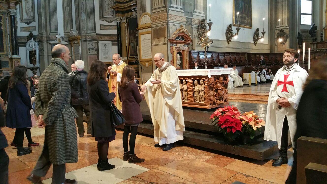 Templari Cattolici Parma Mons.Solmi