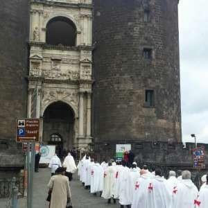 Convento Priorale dei Templari Cattolici d'Italia a Napoli 2017