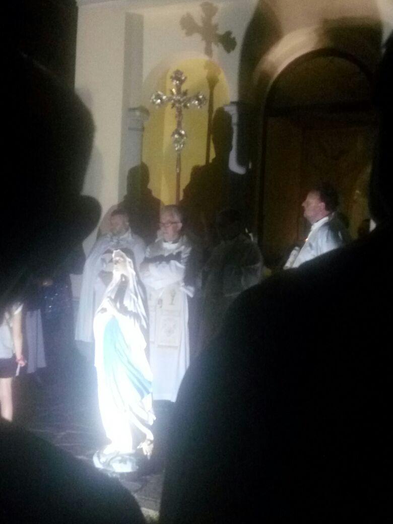 Templari Cattolici d'Italia Madonna di Lourdes