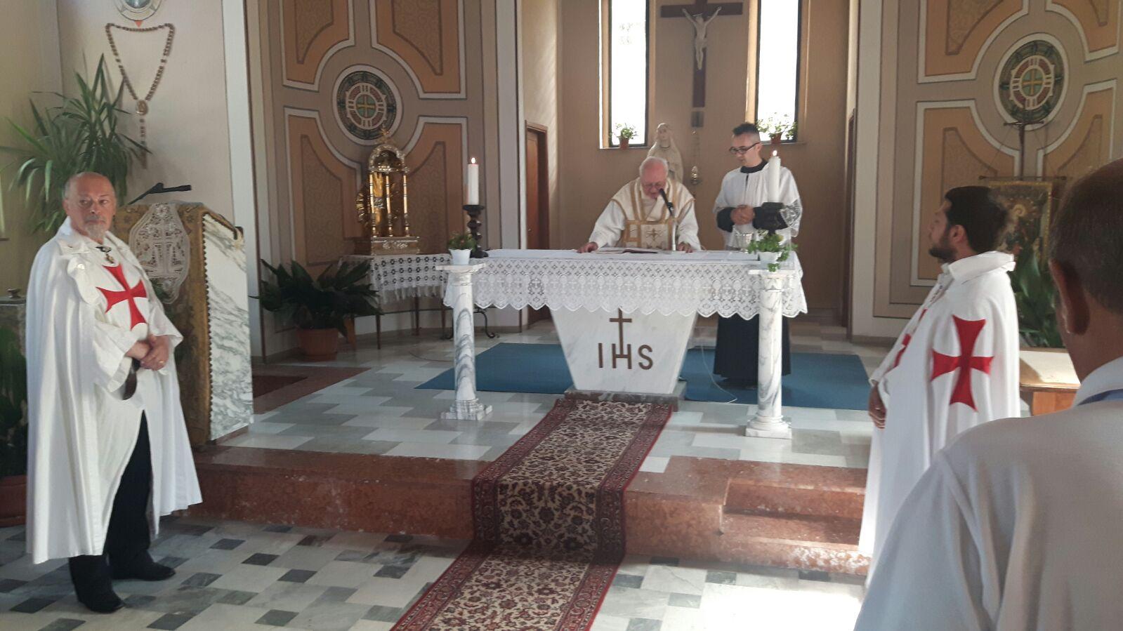 templari riapertura oratorio ostia parmense
