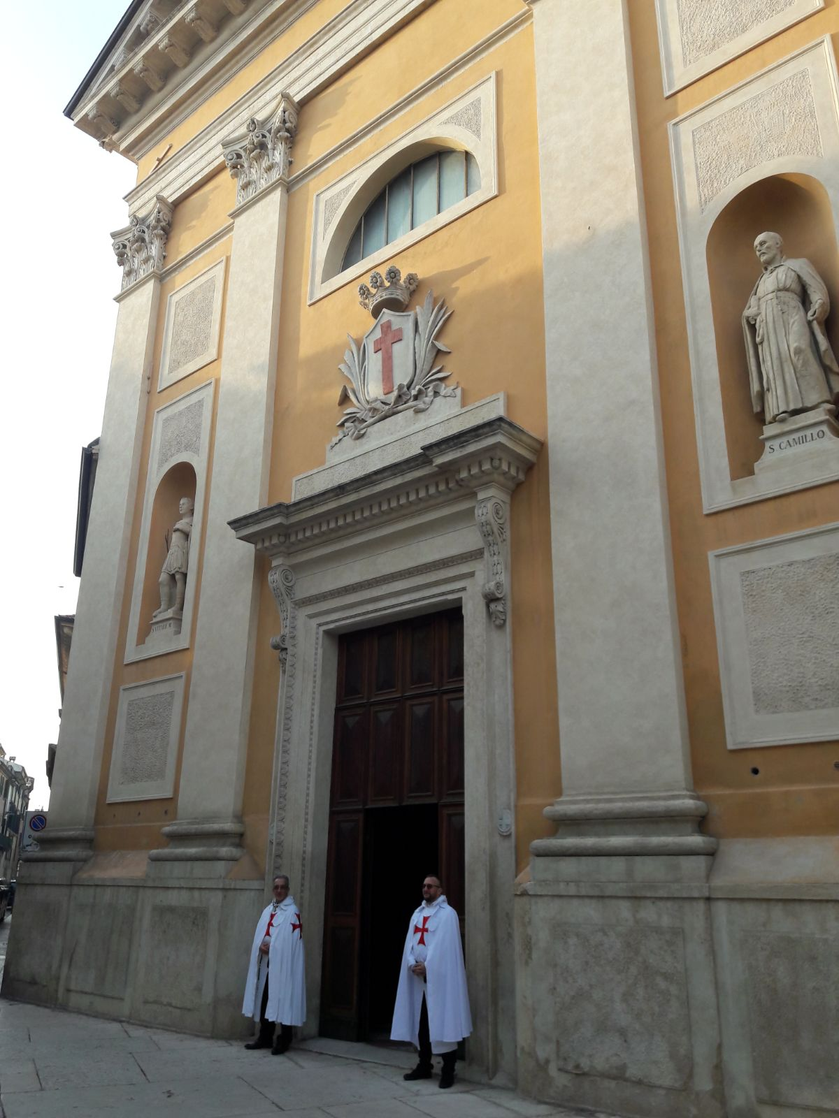 Templari oggi Camiliani Verona