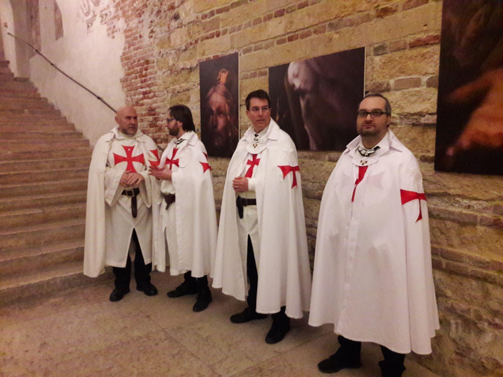 Templari Cattolici d'Italia Verona San Fermo