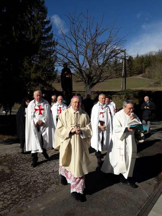 Chiesa di San Michele Arcangelo – Banzola d Salsomaggiore Terme (PR) – Templari foto1