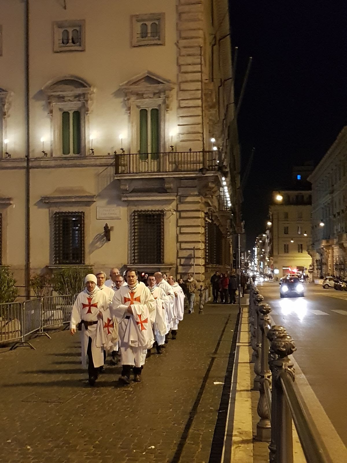 Roma 20-21 Gennaio 2018 - Templari Cattolici d'Italia foto9