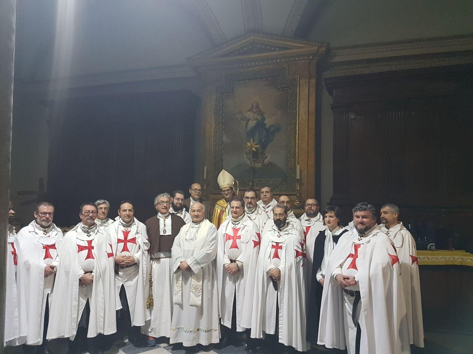 Basilica dei SS. Silvestro e Martino ai Monti - Roma - Templari foto15