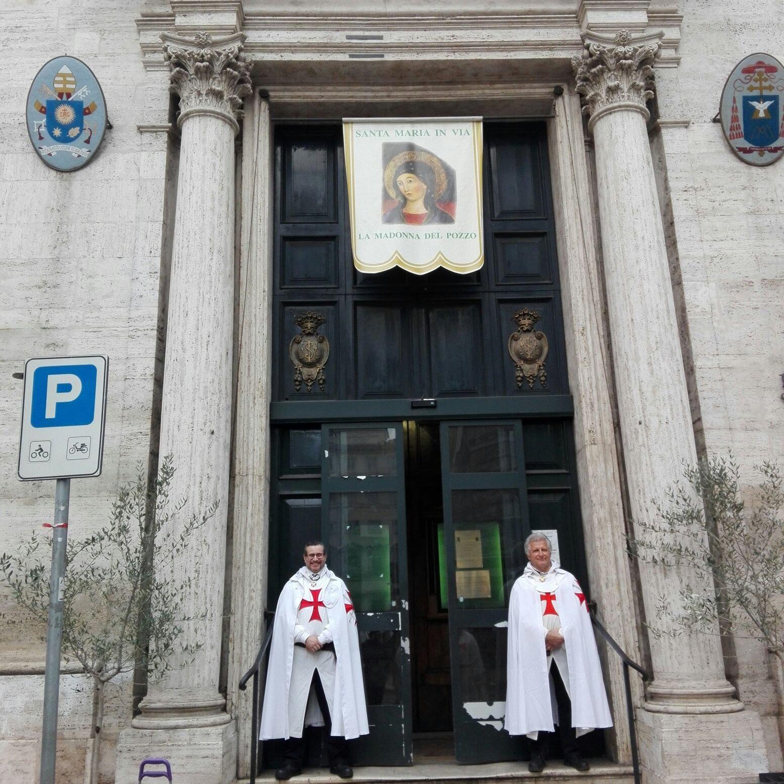 Basiliche di Roma 17-18 Feb 2018 - www.templarioggi.it foto03