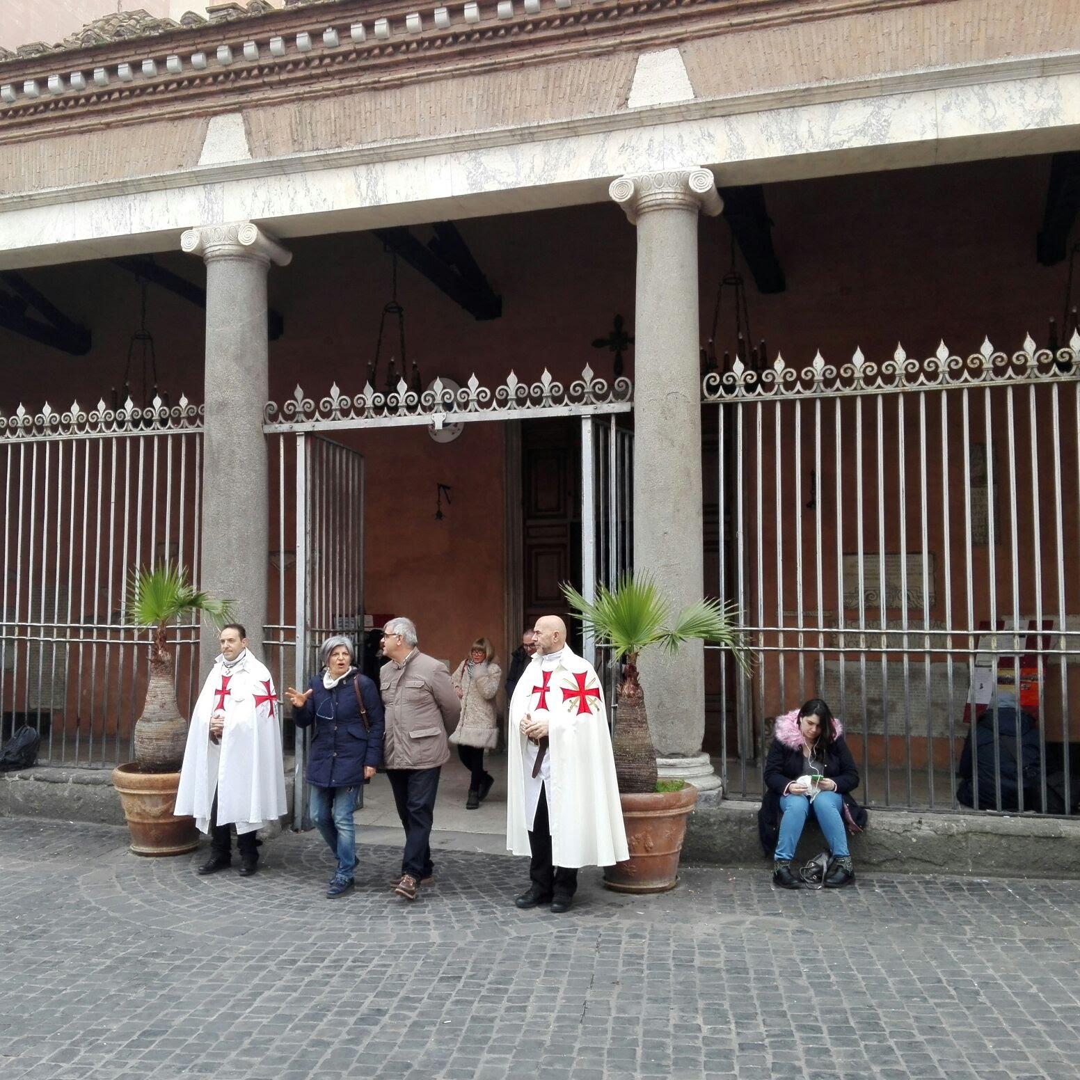 Basiliche di Roma 17-18 Feb 2018 - www.templarioggi.it foto07