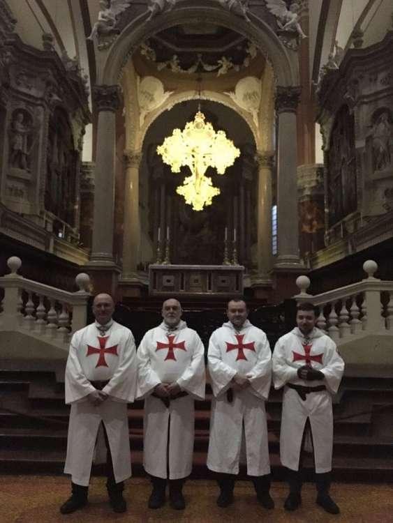 Bologna – Basilica di San Petronio – 17-18 feb 2018 – Templari Cattolici foto1