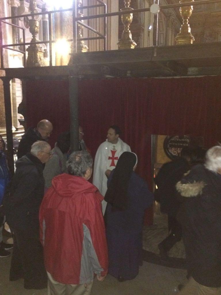 Roma Basilica dei Santi XII Apostoli - Templari foto4