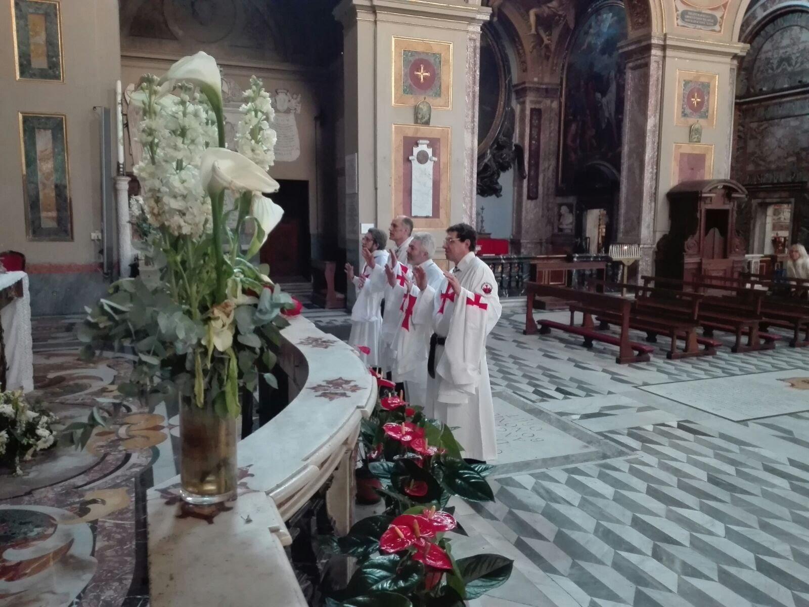 Roma 3-4 mar 2018 - Templari Cattolici foto10